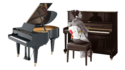 Acoustic Grands & Pianos