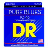 DR E-Git.Saiten,10-46,Pure Blues Pure Nickel
