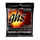 GHS 4er Bass Boomers 45-105 Std. Long Scale 45-65-85-105