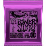 Ernie Ball E-Git.Saiten 11-48 Power Slinky Nickel plated steel