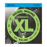 D'ADDARIO 4er Bass XL Nickel 45-105 45-65-85-105