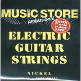 Music Store E-Git.Saiten 11-50 Nickel