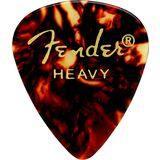 Fender Plektrum 351 Shell heavy 12er Set Classic Celluloid