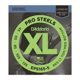D'ADDARIO 5er Bass XL Pro Steels 45-135 45-65-85-105-135