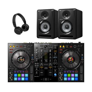 _SET_ Numark MIXDECK + Case