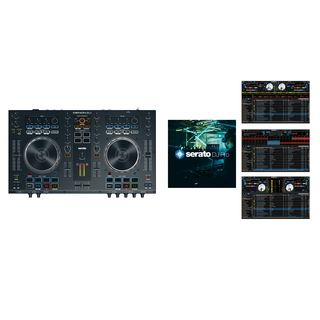 _SET_ Numark NDX400 incl. Case CDJ 1