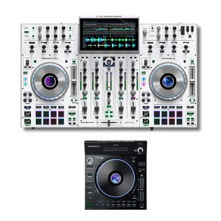 _SET_ Numark - NS6 Controller incl. Laptop Stand LS-4