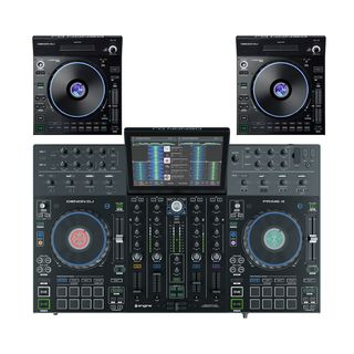 _SET_ Numark - NS6 Controller incl. Laptop Stand LS-5