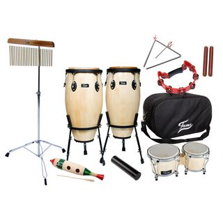 _SET_ FAME Percussion Starter Set - Komplettset für Einsteiger