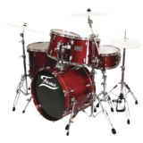 Fame Maple Standard Set 5221, # Red