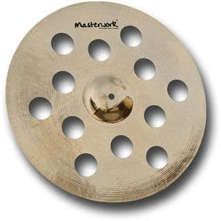 "Masterwork Resonant FX Crash 15"", Brilliant Finish"