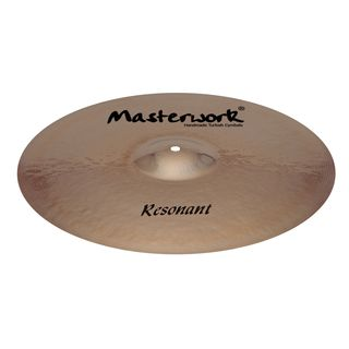 "Masterwork Resonant Rock Splash 10"" Brilliant Finish, Restposten"