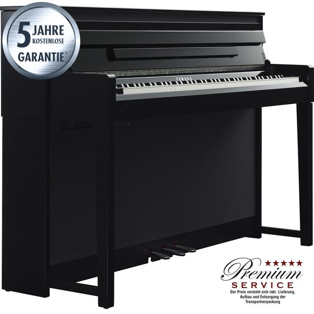 yamaha clavinova clp 585pe preisvergleich digitalpiano. Black Bedroom Furniture Sets. Home Design Ideas