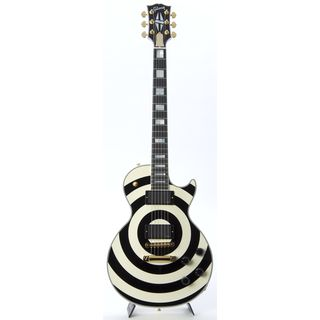 Gibson Les Paul Zakk Wylde Bullseye Black & Antique White