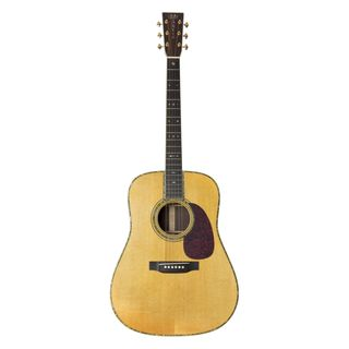 Martin Guitars D-45V Vintage Series Natural, incl. 545 Geib Case