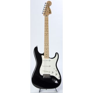 Fender CS Robin Trower Strat MN BK Black, Case