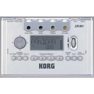 Korg Toneworks PX5D f.Git/Bass,plus Audiointerface