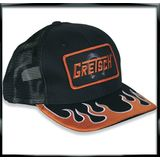 Gretsch Fire Trucker Cap Hat