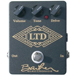 Barber Electronics LTD Overdrive Effektpedal