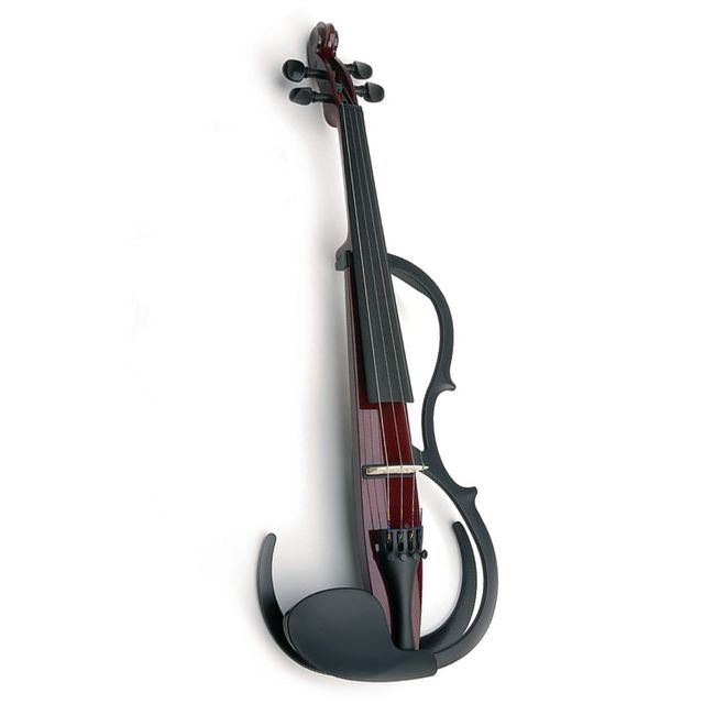 Yamaha - SV-150 WR Silent Violin Wine Red