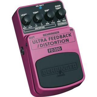 Behringer FD300 Feedback/ Distortion