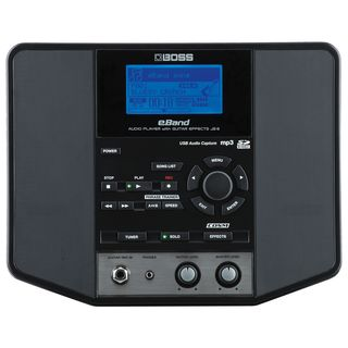 Boss JS-8 eBand Audio Player mit Multieffekt
