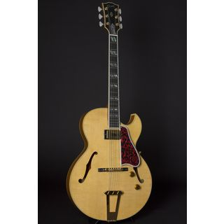 Gibson L-4 Thinline Art Deco 1 Antique Natural