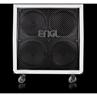 Engl E412 VS-WE Pro Cab slanted White Edition