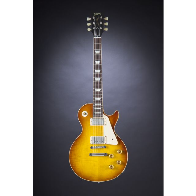 Gibson - 1958 Les Paul VOS 2013 IT Iced Tea