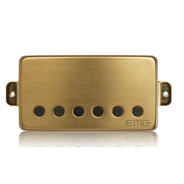 EMG - 57-B Humbucker Brushed Gold