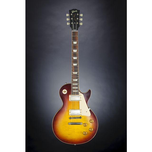 Gibson - 1958 Les Paul VOS 2014 BB Bourbon Burst # 84510