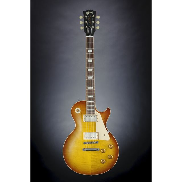 Gibson - 1958 Les Paul VOS 2014 IT Ice Tea # 84493