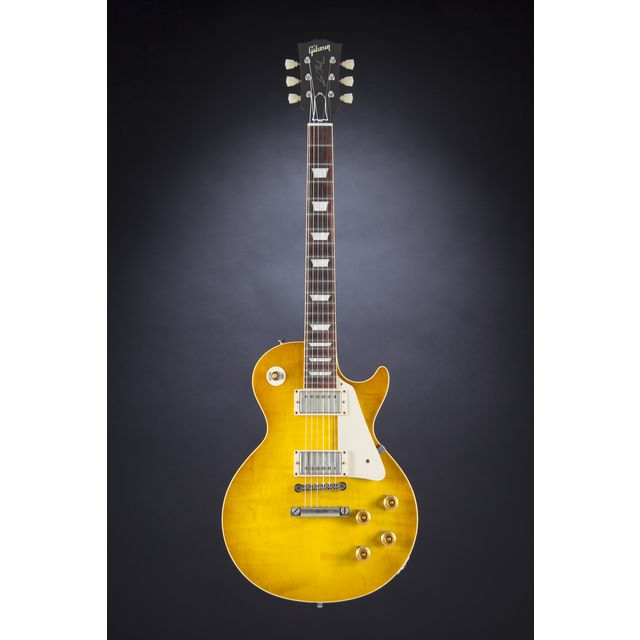 Gibson - 1958 Les Paul VOS 2014 LB Lemon Burst # 84206