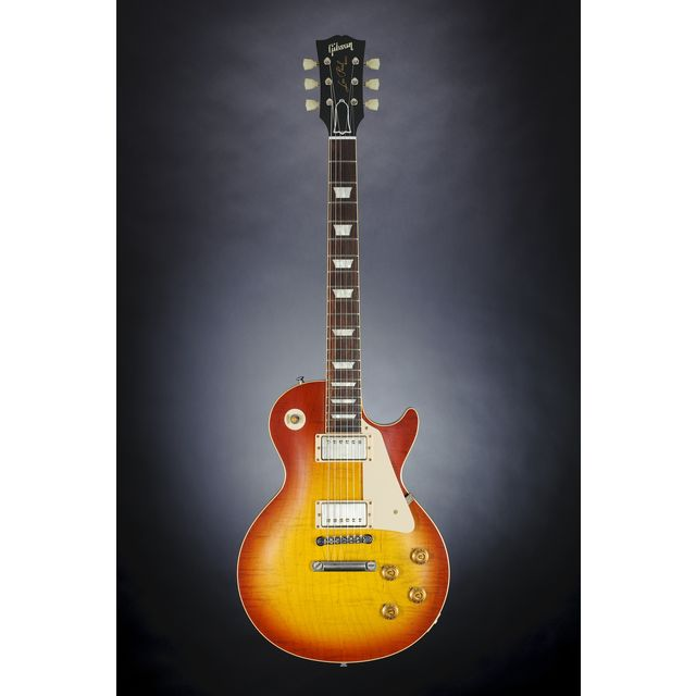 Gibson - 1958 Les Paul VOS 2014 WC Washed Cherry # 84528