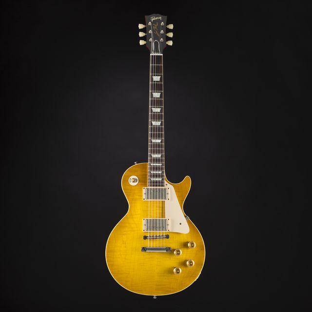 Gibson - Standard Historic 1958 Les Paul VOS Lemon Burst #R8 60233
