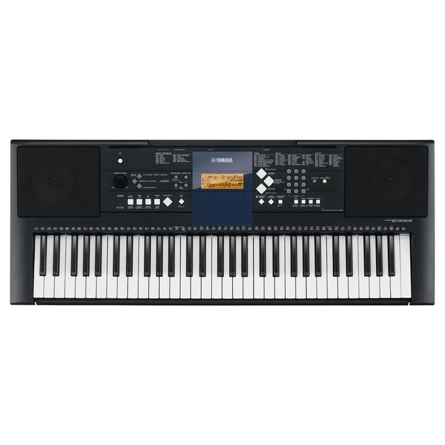 Yamaha - PSR-E333 Keyboard black