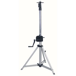 Showtec Followspot Stand Wind up 1-1,55m / 30 kg