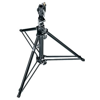 Manfrotto Follow Spot Stand 070BU  88-147cm, 35kg Belastbarkeit