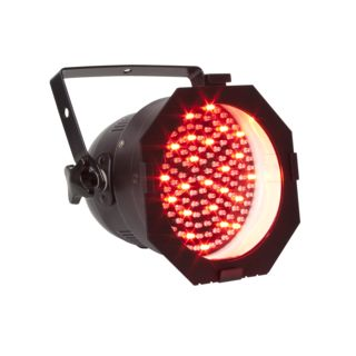 lightmaXX LED Par 64 RGB Black Short 5mm LEDs