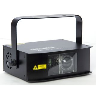 lightmaXX GALAXY Polar FX Grating effekt Laser, Wave LED