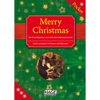 Edition Hage Merry Christmas Pocket