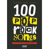Edition Hage 100 Pop Rock Songs Songbuch mit 5 Playback-CDs