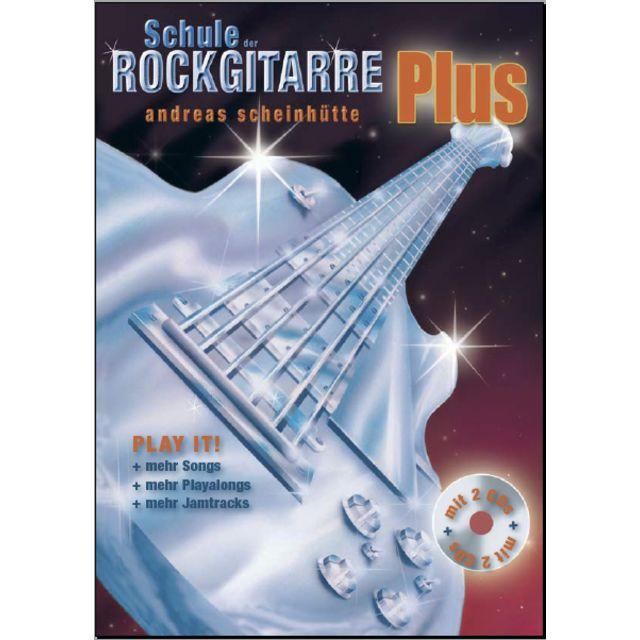 Heros-Verlag - Schule der Rockgitarre