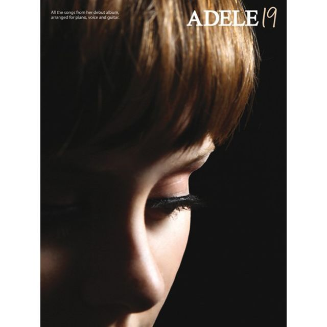 Music Sales - Adele - 19 PVG