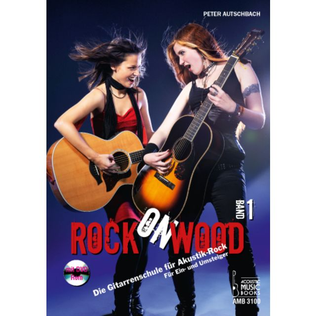 Acoustic Music Books - Rock On