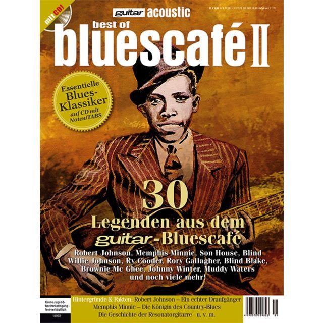 PPV Medien Best of bluescafé II 2015 guitar acoustic