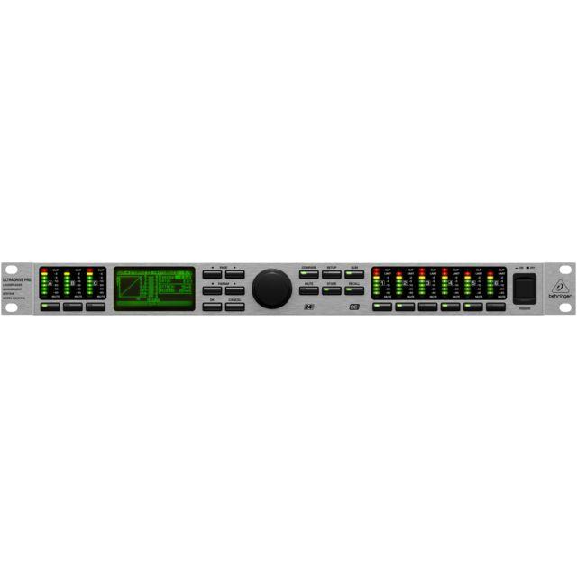 Behringer - DCX2496 Ultradrive Pro