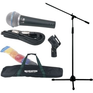 Fame MIC-2 Set vocal professionnel