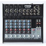 Fame Mix 802 USB 8-Kanal Mixer