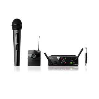 AKG WMS 40 MINI Dual Vocal/Instr. Set, ISM2 und ISM3